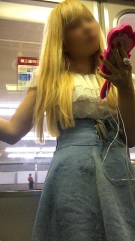 列車の中で隠し撮られた清楚なオネエさん方の無防備な太ももやパ●チラなどの写真まとめ→40枚☆