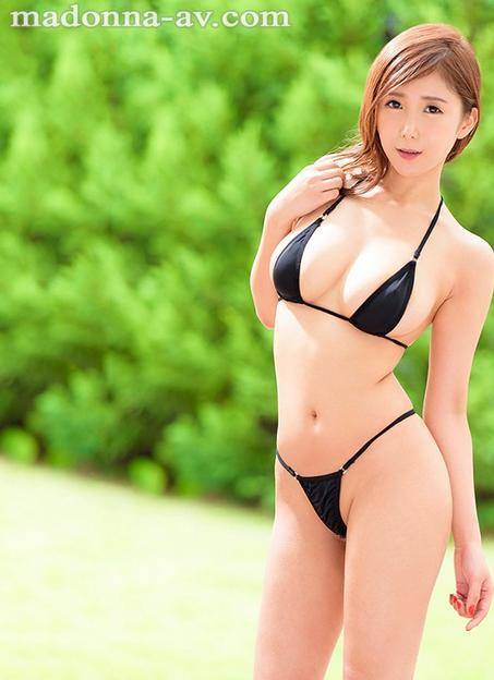 平成最後の大型新人 誕生 我妻里帆 30歳 AV Debut!!