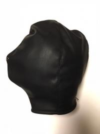 合皮全頭マスク
