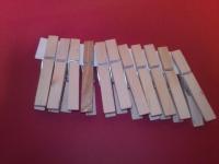 木製洗濯バサミ(多め)