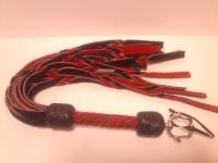 赤黒バラ鞭