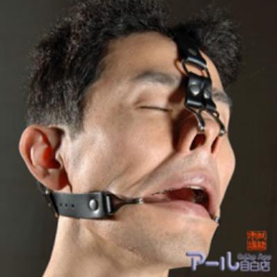 鼻口吊責具