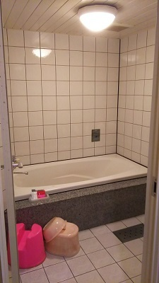 ラッコ大阪お風呂1