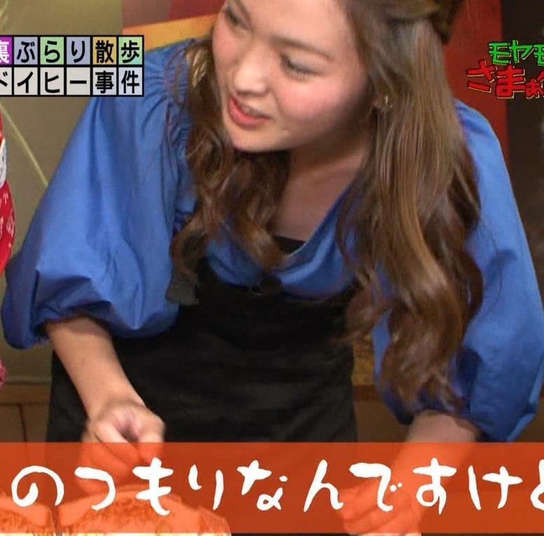 福田典子 パンツ画像12