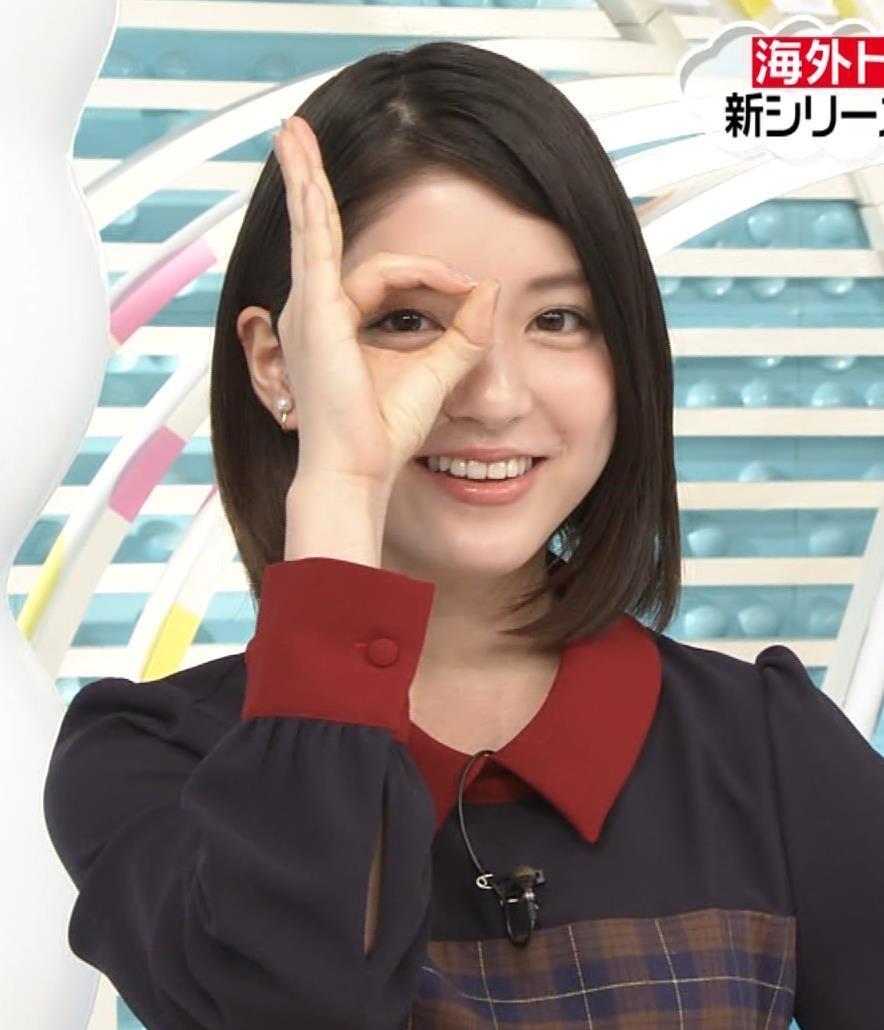 川島海荷 日本テレビ「ZIP!」、かわいい画像キャプ画像(エロ・アイコラ画像)