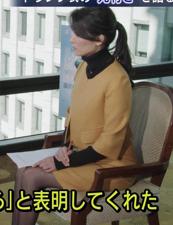 大江麻理子 ミニスカート画像2