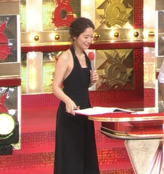 吉田明世 セクシードレス画像4