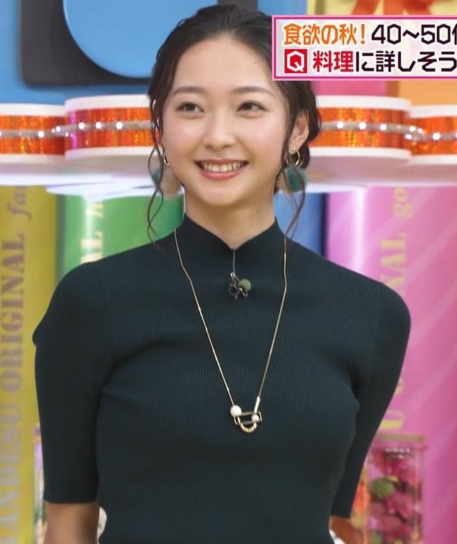 畠山愛理 横乳画像2