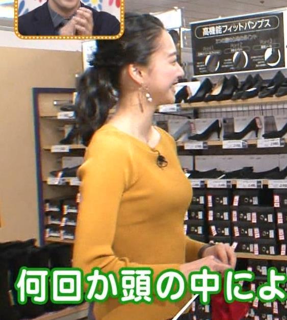 畠山愛理 横乳画像6