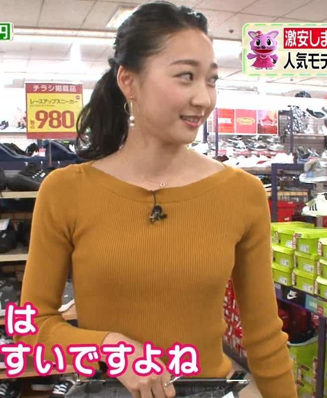 畠山愛理 横乳画像9