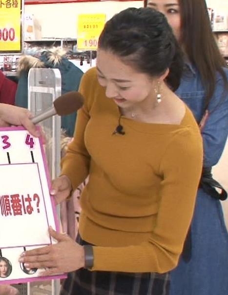 畠山愛理 横乳画像10