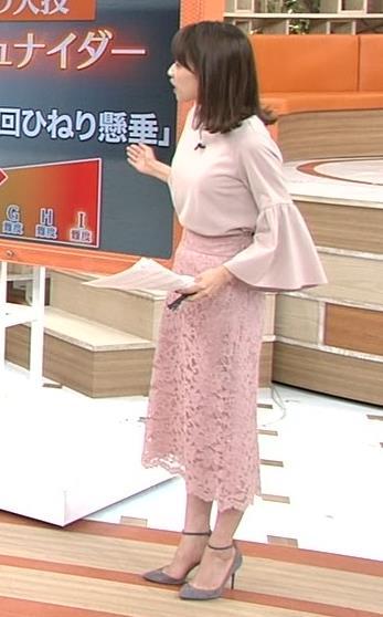 加藤綾子 横乳画像5