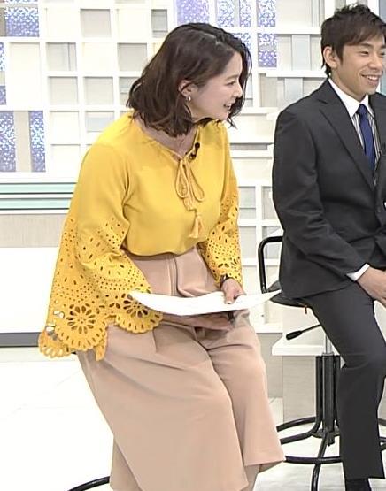杉浦友紀 「サンデースポーツ」 よりキャプ画像(エロ・アイコラ画像)