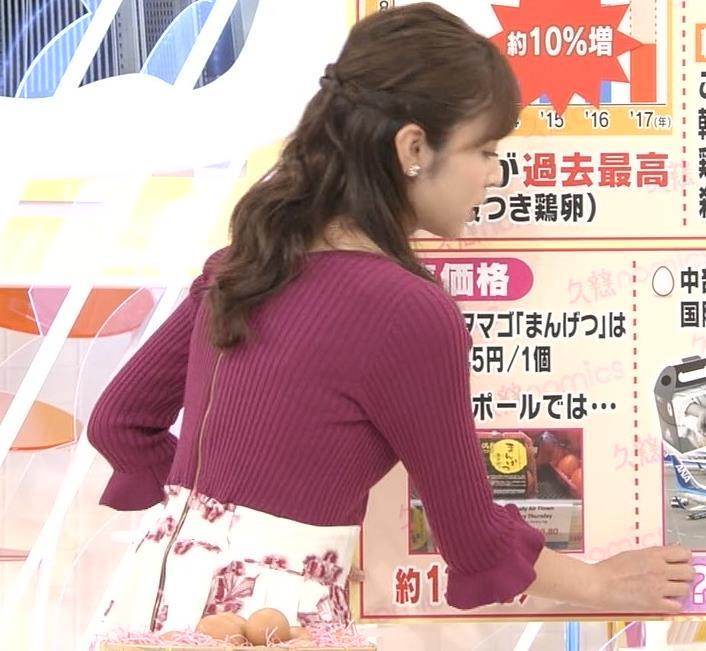 久慈暁子 おっぱい画像4