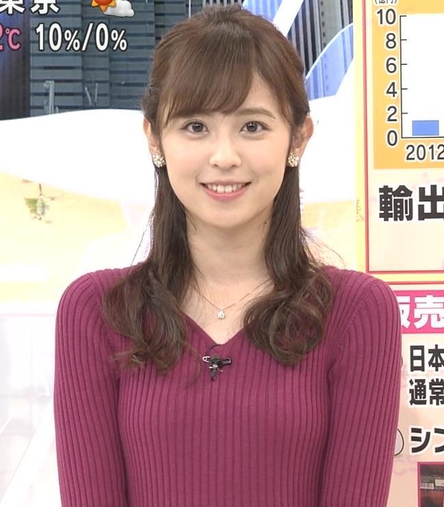 久慈暁子 おっぱい画像5