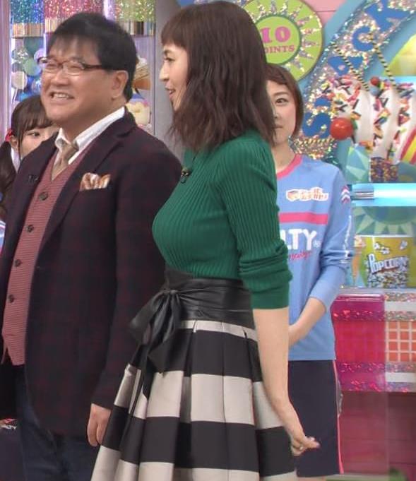 安田美沙子 爆乳キャラにレベルアップキャプ画像(エロ・アイコラ画像)