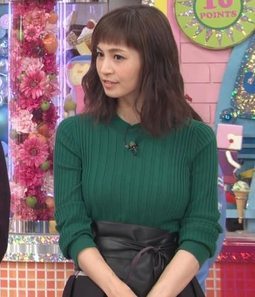 安田美沙子 爆乳画像3