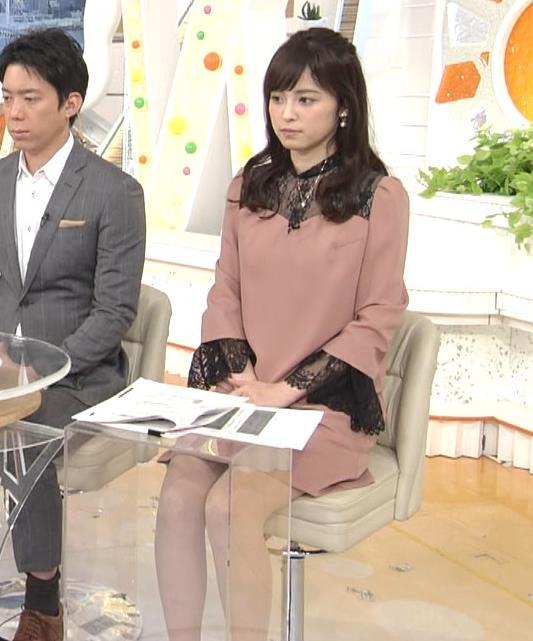 久慈暁子 油断気味のミニスカ太ももキャプ画像(エロ・アイコラ画像)