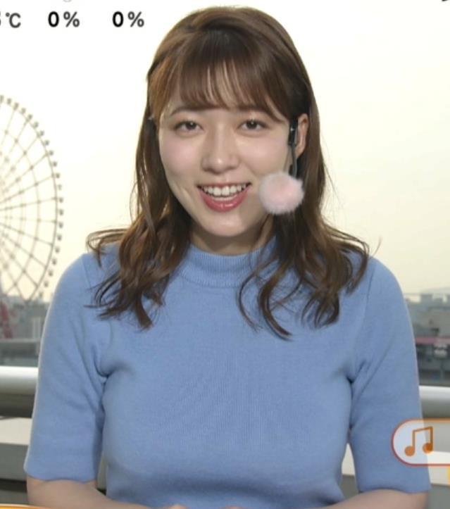 阿部華也子 巨乳が際立ちすぎ!キャプ・エロ画像