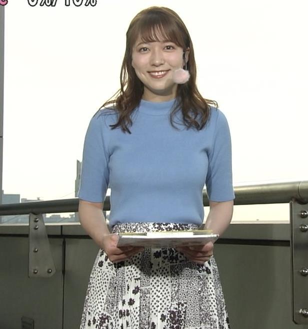 阿部華也子 巨乳が際立ちすぎ!キャプ・エロ画像5