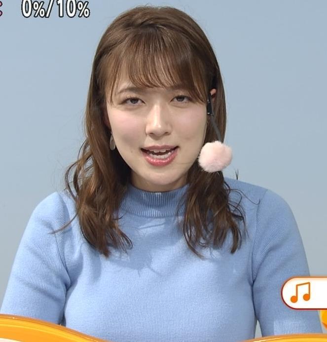 阿部華也子 巨乳が際立ちすぎ!キャプ・エロ画像7
