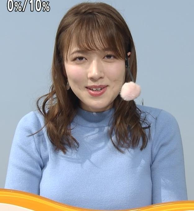阿部華也子 巨乳が際立ちすぎ!キャプ・エロ画像8
