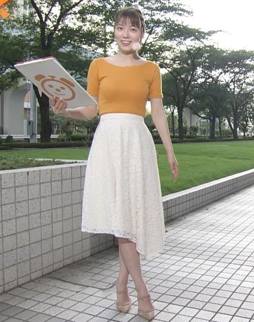 阿部華也子 ニット乳がまたエロかったキャプ・エロ画像5