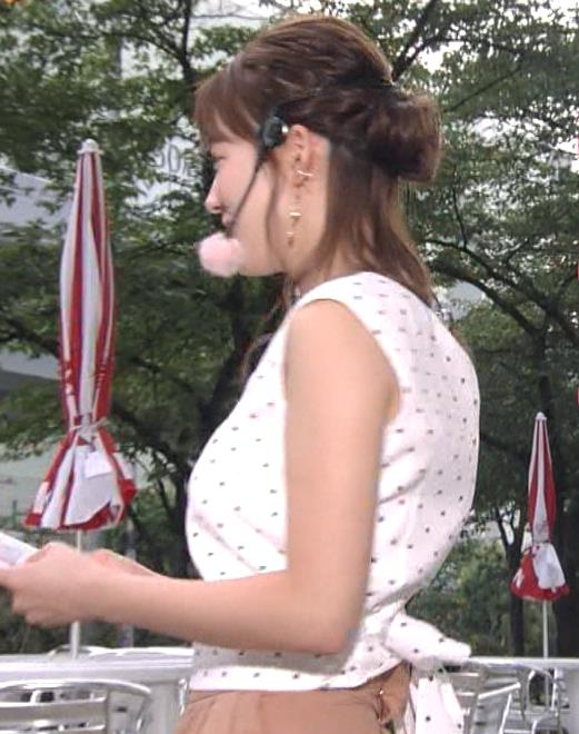 阿部華也子 でかい横乳がエロいキャプ・エロ画像