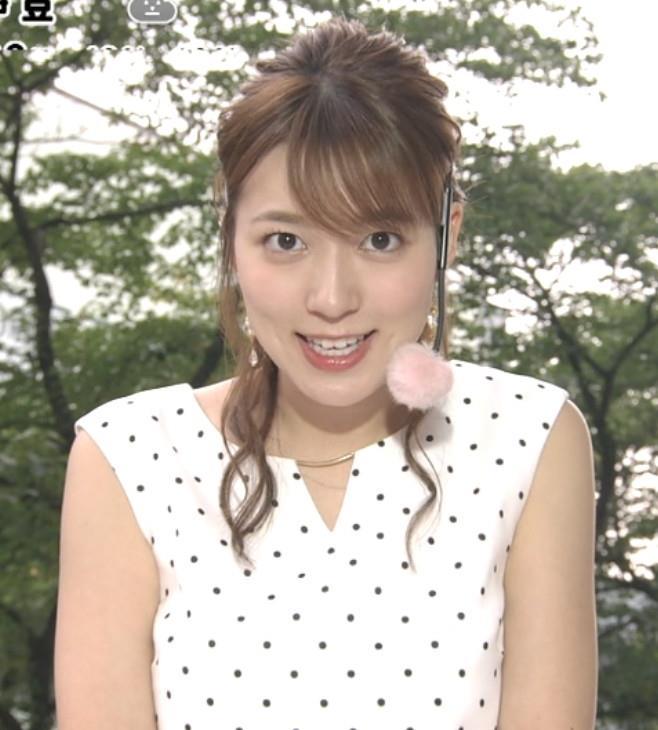 阿部華也子 でかい横乳がエロいキャプ・エロ画像5