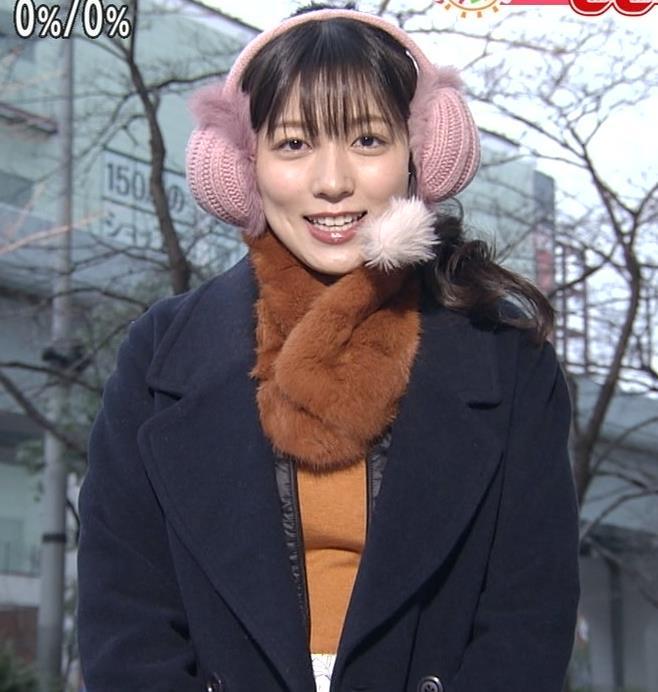 阿部華也子 ニット乳キャプ・エロ画像3
