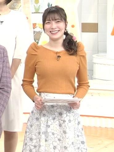 阿部華也子 ニット乳キャプ・エロ画像6