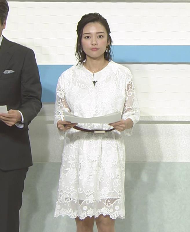 阿部優貴子 透け透けミニスカートキャプ・エロ画像4