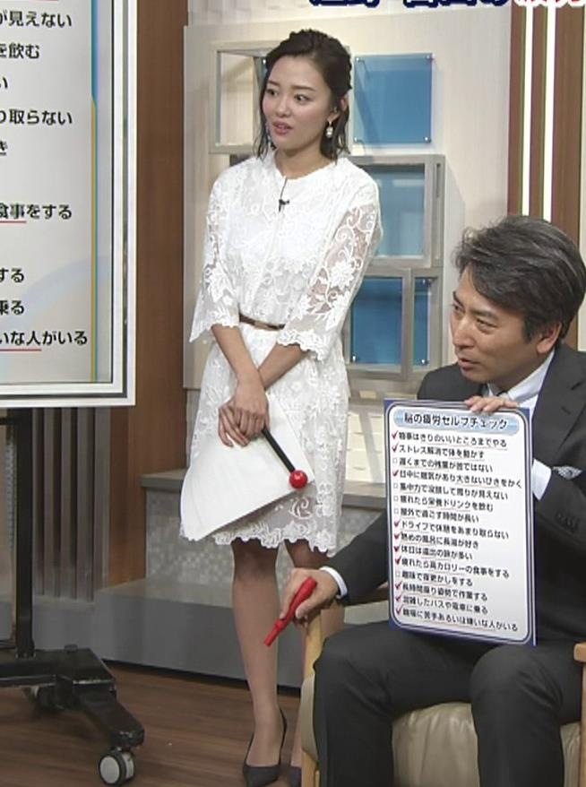 阿部優貴子 透け透けミニスカートキャプ・エロ画像7