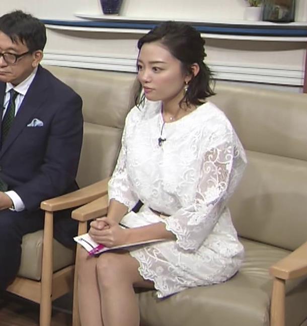 阿部優貴子 透け透けミニスカートキャプ・エロ画像8
