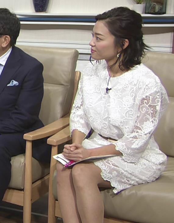 阿部優貴子 透け透けミニスカートキャプ・エロ画像10