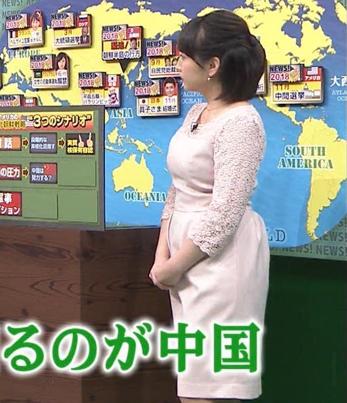相内優香アナ むちむち過ぎる女子アナキャプ・エロ画像12