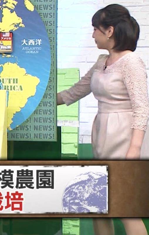 相内優香アナ むちむち過ぎる女子アナキャプ・エロ画像3