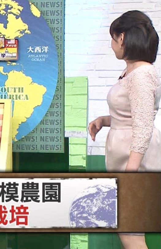 相内優香アナ むちむち過ぎる女子アナキャプ・エロ画像4