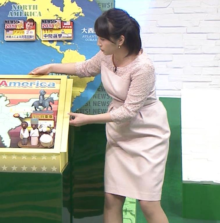 相内優香アナ むちむち過ぎる女子アナキャプ・エロ画像5