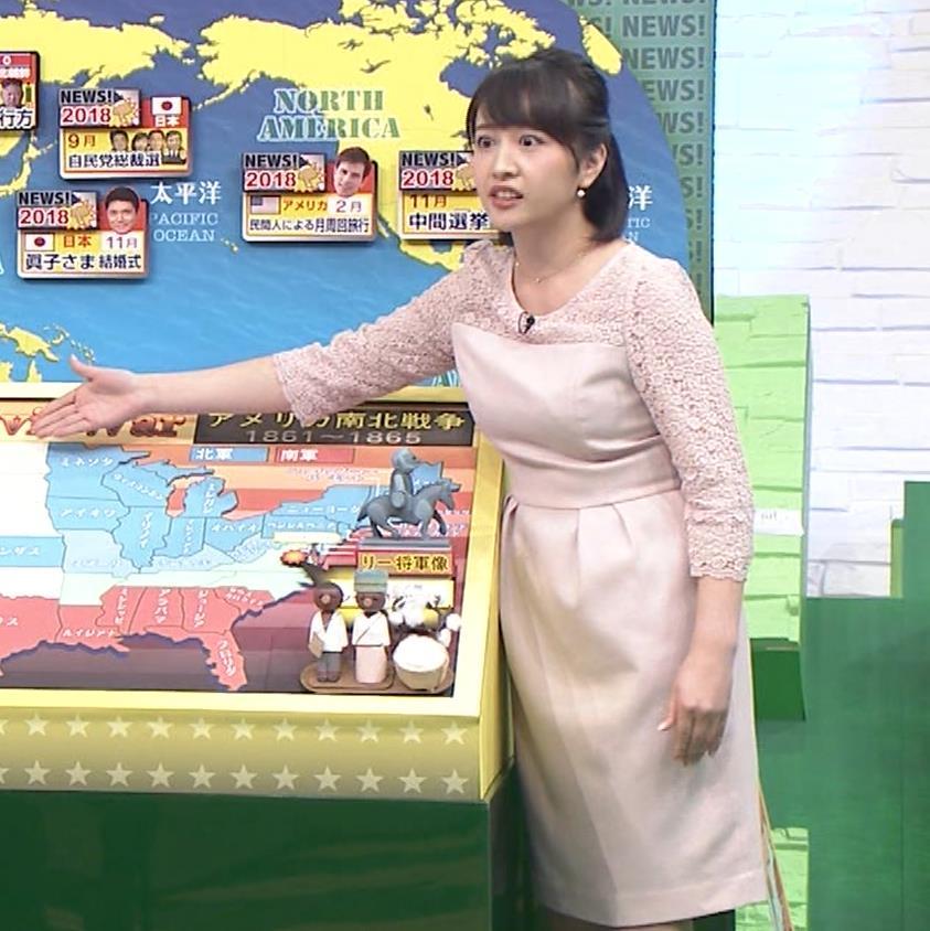 相内優香アナ むちむち過ぎる女子アナキャプ・エロ画像6