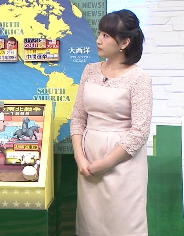 相内優香アナ むちむち過ぎる女子アナキャプ・エロ画像7