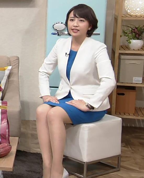 相内優香アナ ムチムチ太ももがエロい画像キャプ・エロ画像6