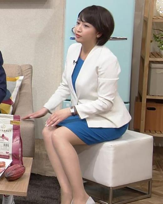 相内優香アナ ムチムチ太ももがエロい画像キャプ画像(エロ・アイコラ画像)