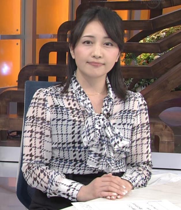 アナ エロく透けたシャツキャプ・エロ画像2