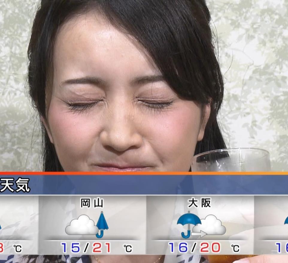 アナ エロく透けたシャツキャプ・エロ画像5