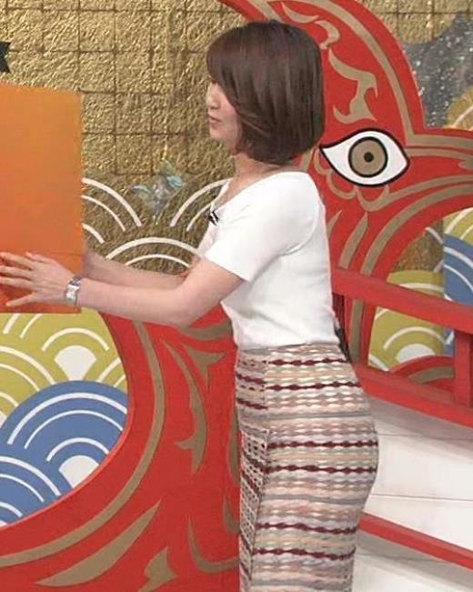 秋元玲奈 エロい身体つきしてる女子アナキャプ画像(エロ・アイコラ画像)