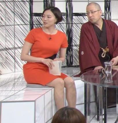 雨宮萌果アナ ショートカットがかわいいNHKの巨乳アナキャプ・エロ画像6