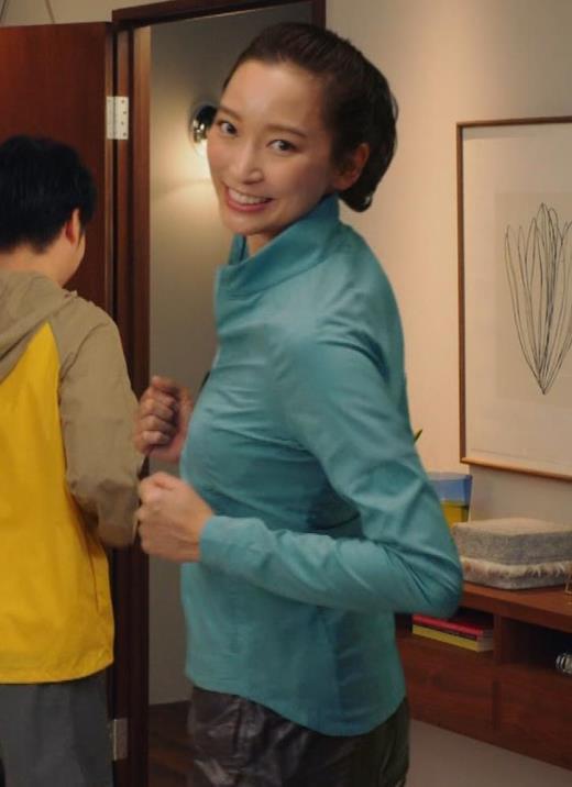 杏 パツパツ横乳キャプ画像(エロ・アイコラ画像)