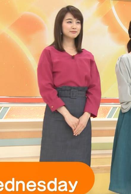 新井恵理那 「グッド!モーニング」キャプ・エロ画像