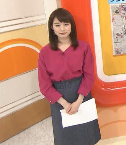 新井恵理那 「グッド!モーニング」キャプ・エロ画像3